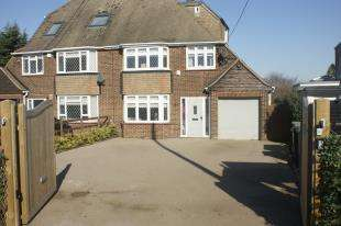 4 Bedrooms Detached House for sale in Gravesend Road, Gravesend, Kent