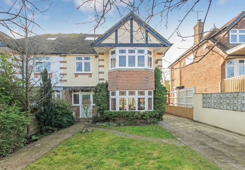 4 Bedrooms Semi Detached House for sale in Miswell Lane, Tring
