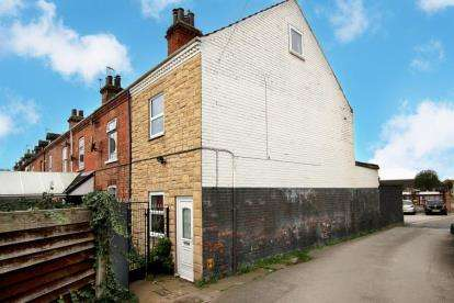 2 Bedrooms End Of Terrace House for sale in Belmont Terrace, Thorne, Doncaster
