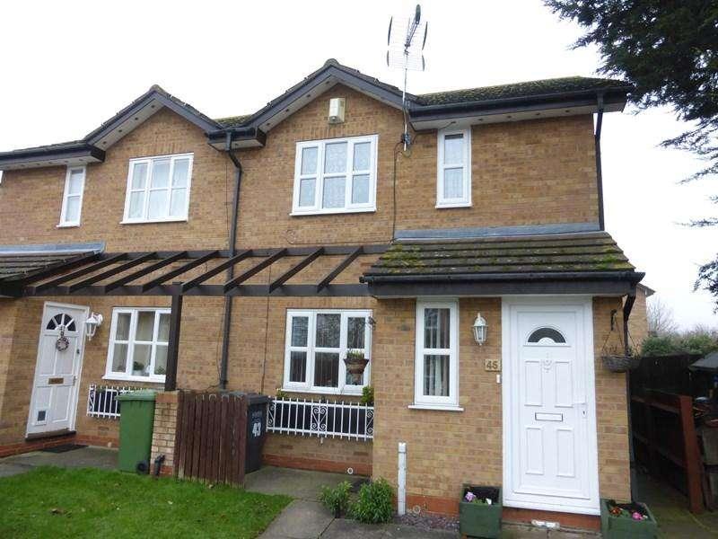2 Bedrooms Maisonette Flat for sale in St Marys Road, Evesham