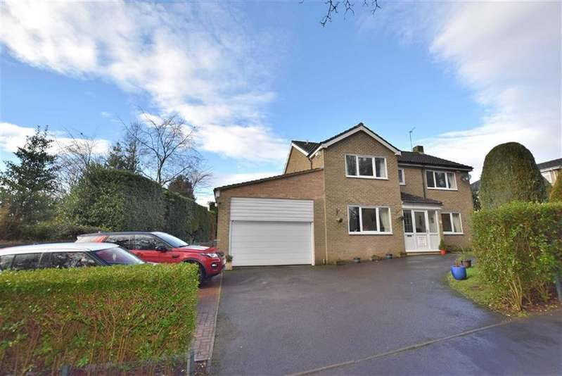 4 Bedrooms Detached House for sale in Mile Planting, Richmond, North Yorkshire