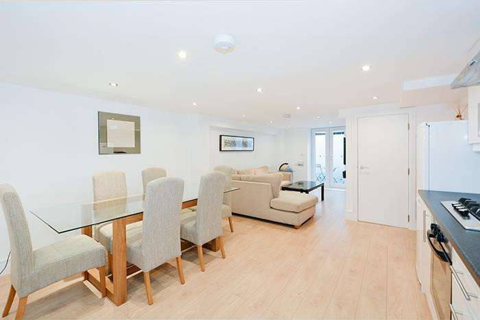 2 Bedrooms Apartment Flat for sale in Furrow Lane, Homerton, E9