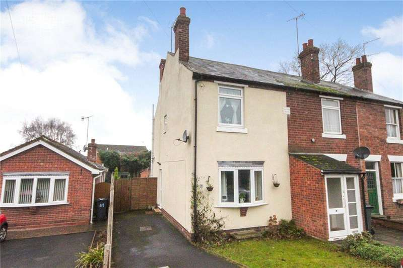 2 Bedrooms End Of Terrace House for sale in Bewdley Road North, Stourport-on-Severn, DY13