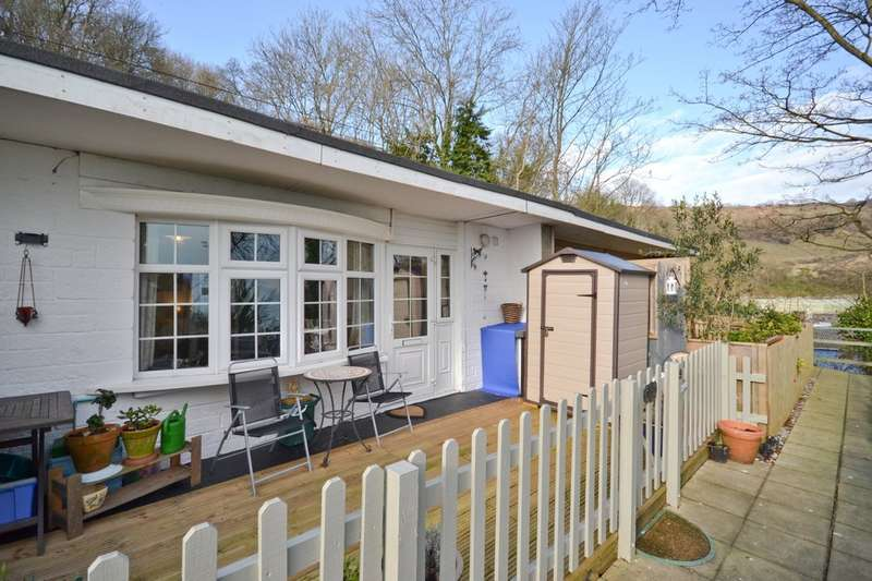 2 Bedrooms Terraced Bungalow for sale in Ventnor, Isle Of Wight