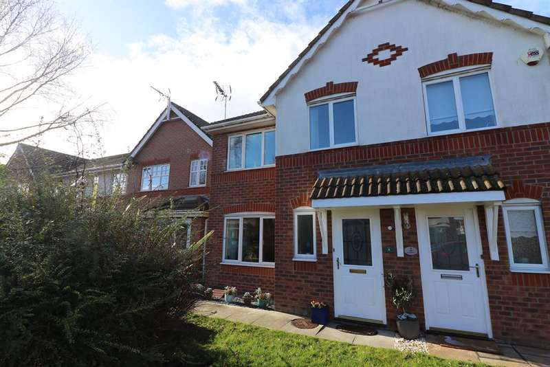 3 Bedrooms House for sale in Springdale Close, Moreton, Wirral, CH46 9SJ