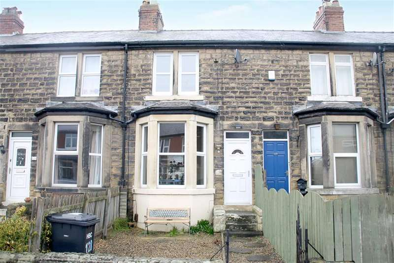 2 Bedrooms Terraced House for sale in The Avenue, Harrogate, HG1 4QF