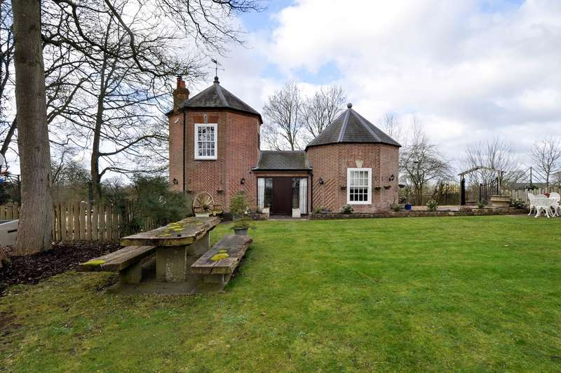 4 Bedrooms Detached House for sale in Evesham Road, Cookhill, Alcester, B49