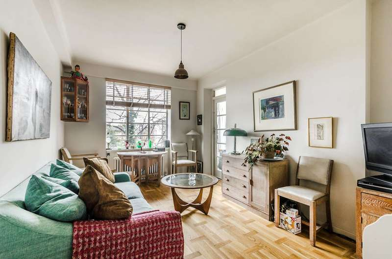 2 Bedrooms Flat for sale in Shepherds Bush Road, Hammersmith, W6