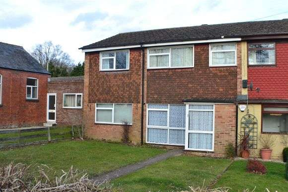 4 Bedrooms End Of Terrace House for sale in Bridge Court, Tadley