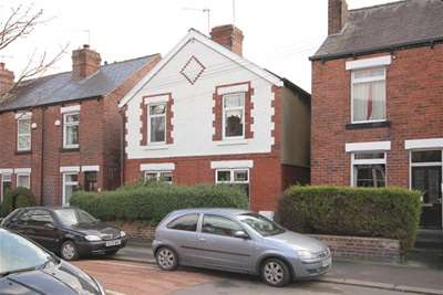 2 Bedrooms Semi Detached House for rent in Mitchell Road, Woodseats, S8 0GQ
