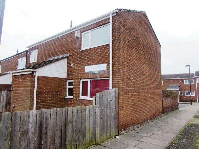 3 Bedrooms Terraced House for sale in Winslow Place, Walker - Three Bed End Terraced