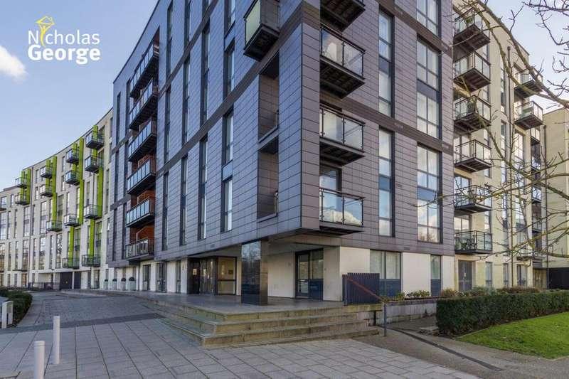 2 Bedrooms Flat for sale in Hemisphere Apartments, The Boulevard, Edgbaston, Birmingham, B5 7SU