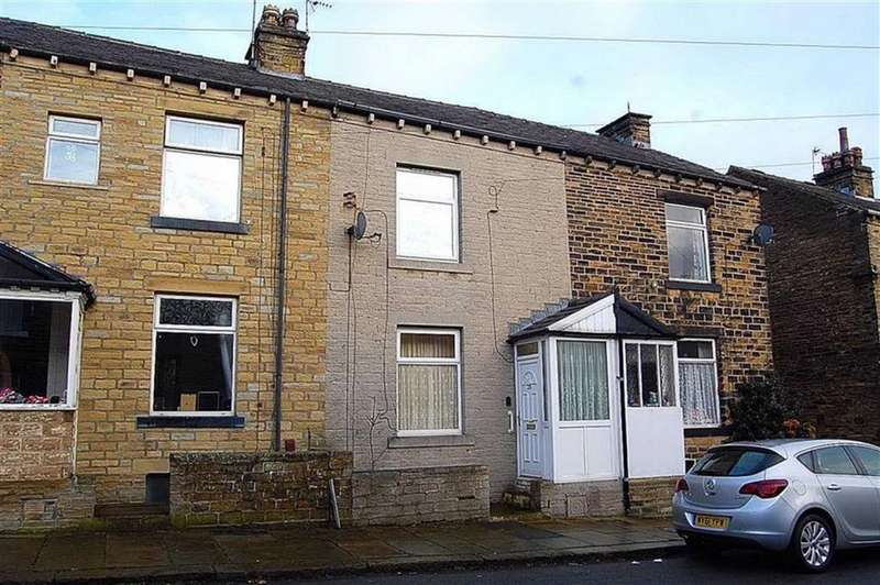 2 Bedrooms Terraced House for sale in Woodside Place, Boothtown, Halifax, HX3