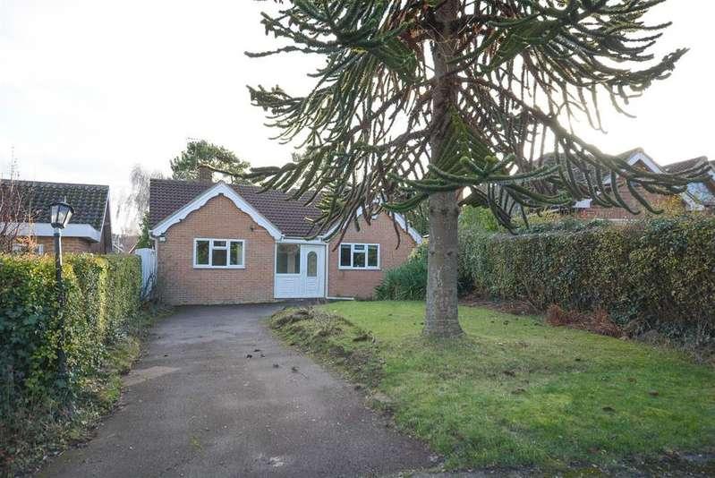 2 Bedrooms Detached Bungalow for sale in Parkside, Keyworth, Nottingham