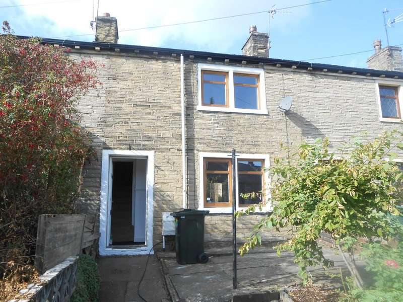 2 Bedrooms Cottage House for sale in Cemetery Road, Lidget Green, Bradford BD7