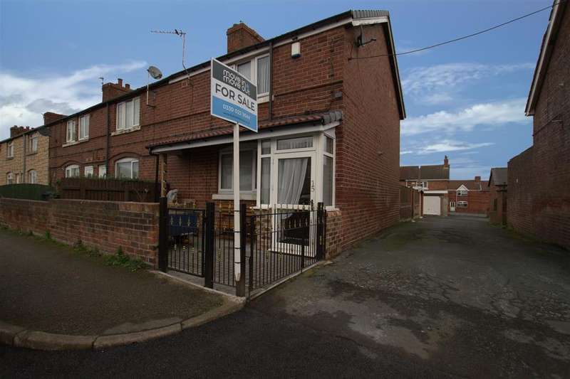 3 Bedrooms Terraced House for sale in Carlyle Road, Maltby, Rotherham