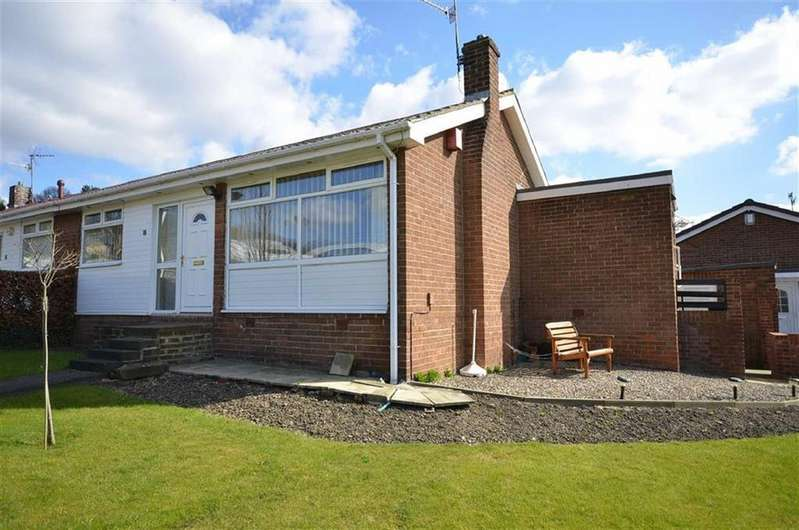 2 Bedrooms Semi Detached Bungalow for rent in Low Fell