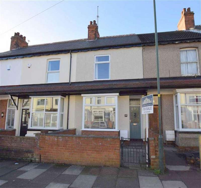 3 Bedrooms Terraced House for sale in Hey Street, Cleethorpes, North East Lincolnshire