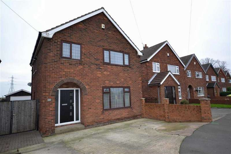 4 Bedrooms Detached House for sale in Wakefield Road, Swillington, Leeds, LS26