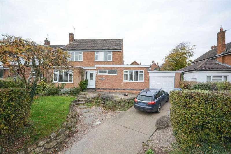 4 Bedrooms Detached House for sale in Normanton Lane, Keyworth, Nottingham