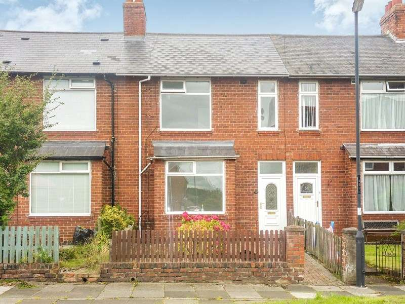 3 Bedrooms Property for sale in Burn Avenue, Forest Hall, Newcastle upon Tyne, Tyne and Wear, NE12 7JY