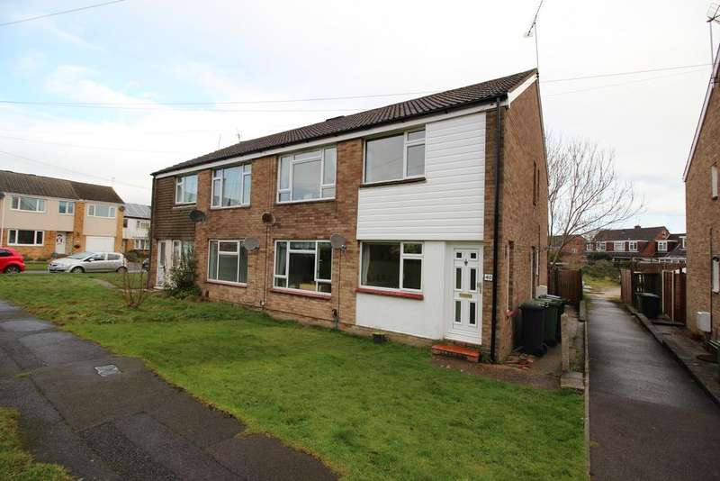 2 Bedrooms Ground Maisonette Flat for sale in Sherborne Way, Hedge End SO30