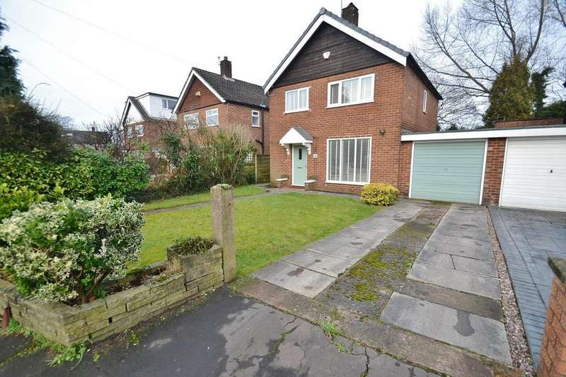 3 Bedrooms Link Detached House for sale in Cherington Close, Manchester