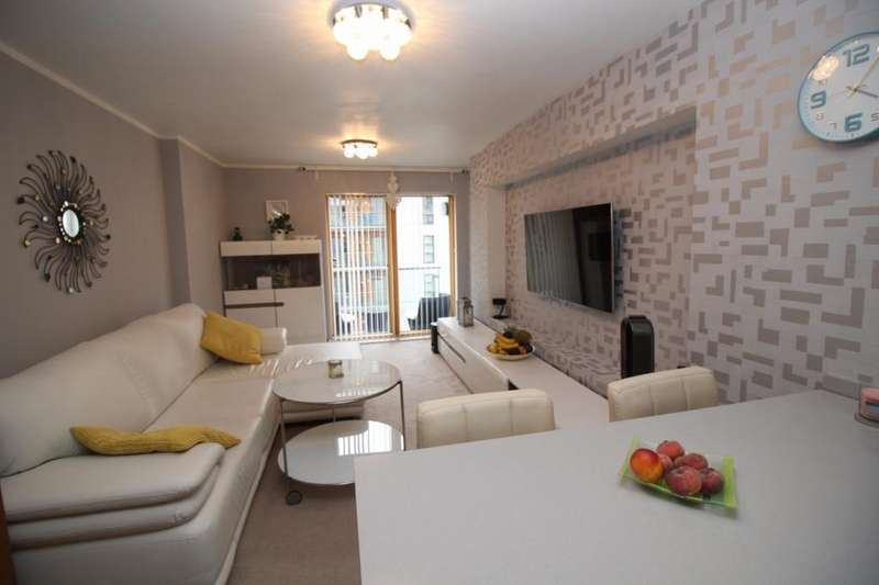 2 Bedrooms Apartment Flat for sale in Jefferson Place, 1 Fernie Street, Green Quarter, Manchester, M4