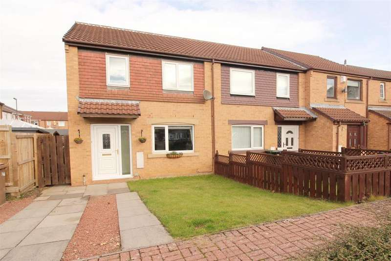 3 Bedrooms End Of Terrace House for sale in Ribblesdale, Wallsend