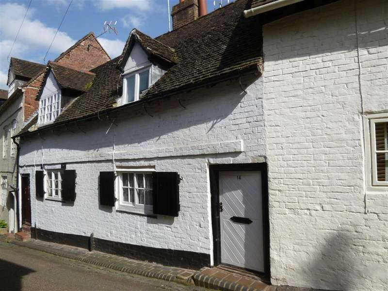 1 Bedroom Terraced House for rent in Friar's Street, Bridgnorth, Shropshire