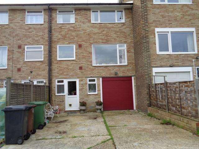 3 Bedrooms Terraced House for sale in Ninfield Road, Bexhill on Sea East Sussex TN39