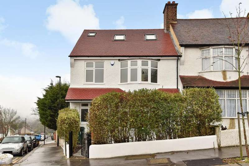 5 Bedrooms Semi Detached House for sale in Canham Road, South Norwood