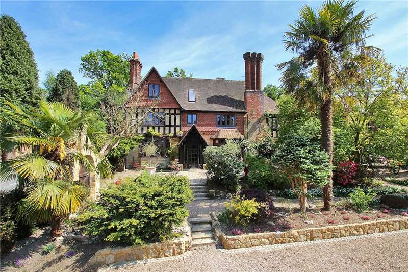 7 Bedrooms Detached House for sale in Rogues Hill, Penshurst, Tonbridge, Kent, TN11