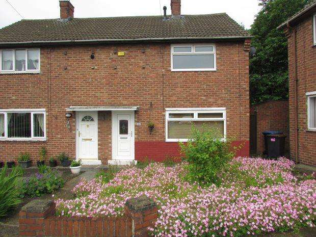 2 Bedrooms Semi Detached House for rent in ESSEX CRESCENT, SEAHAM, SEAHAM DISTRICT