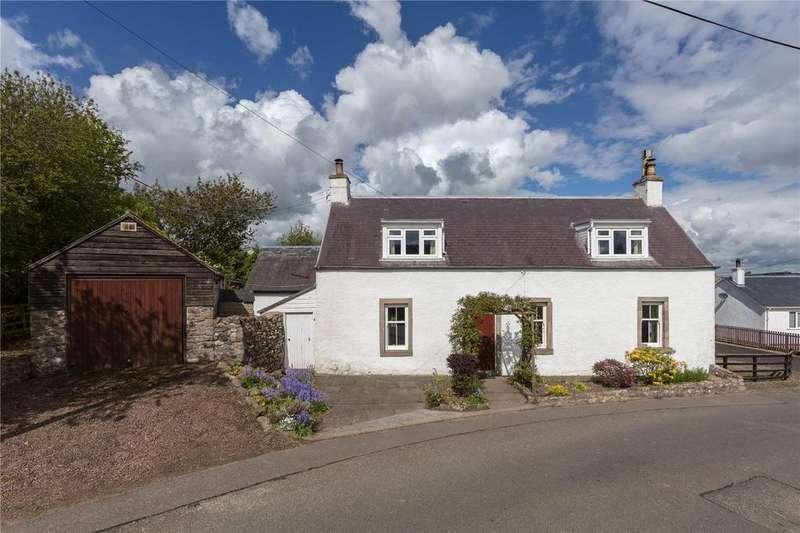 3 Bedrooms Detached House for sale in Coathouse, Lanton, Jedburgh, Scottish Borders