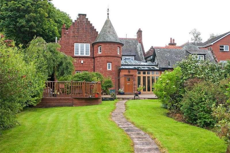 4 Bedrooms Detached House for sale in Westpark, Montgomerie Terrace, Skelmorlie, Ayrshire