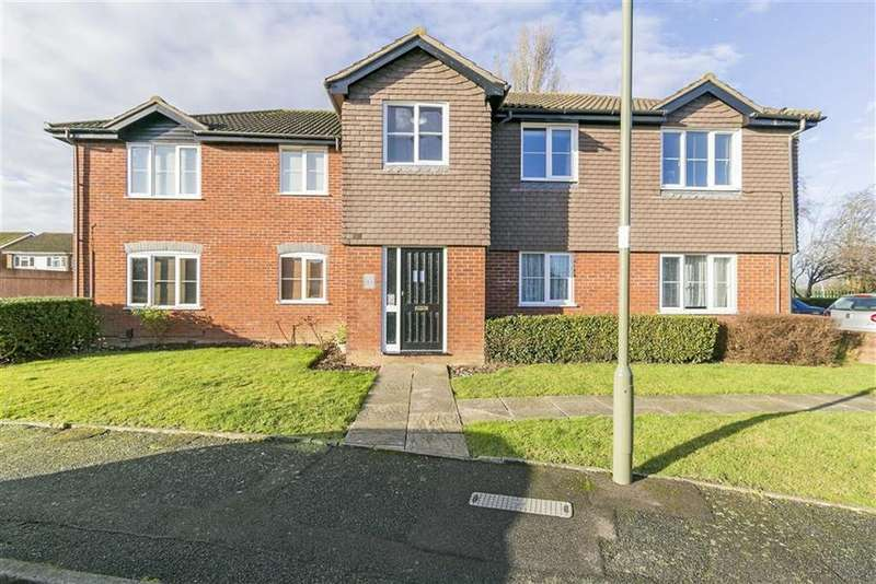 1 Bedroom Flat for sale in Melton Fields, Epsom, Surrey