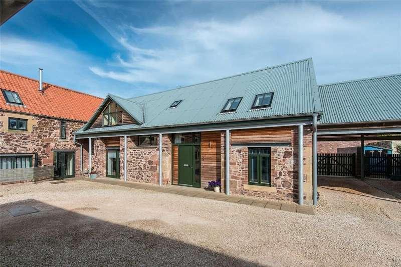 4 Bedrooms House for sale in Long Lea, Lawhead Steading, East Linton, East Lothian