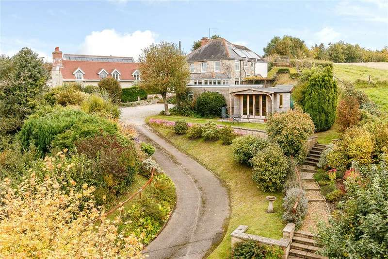 4 Bedrooms Detached House for sale in Brookwater, Donhead St. Andrew, Shaftesbury, Dorset