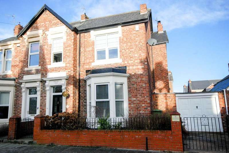 4 Bedrooms Semi Detached House for sale in Sussex Street, Jarrow