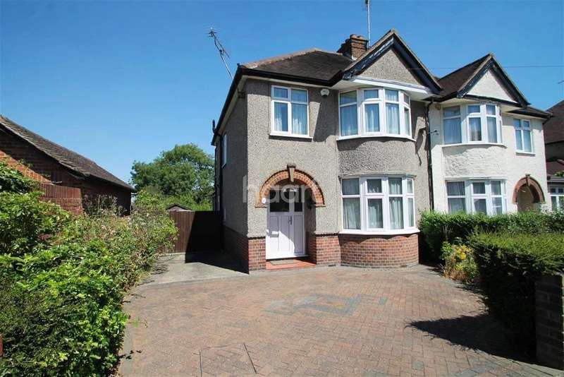 3 Bedrooms Semi Detached House for rent in Gloucester Avenue, Chelmsford