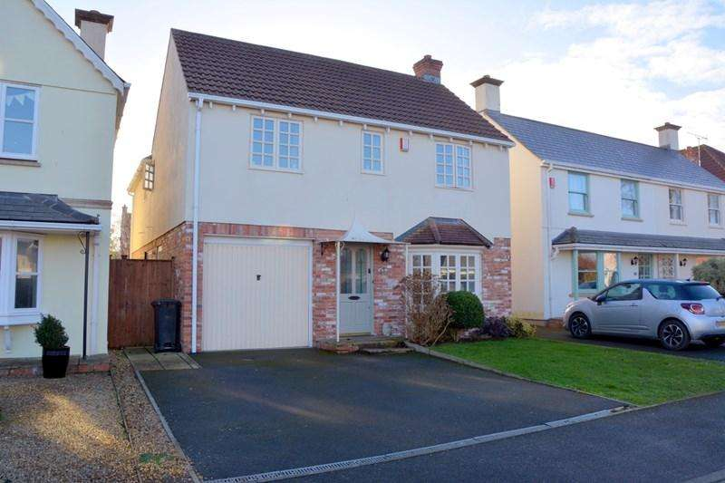 4 Bedrooms Detached House for sale in St. Christophers Way, Burnham-On-Sea