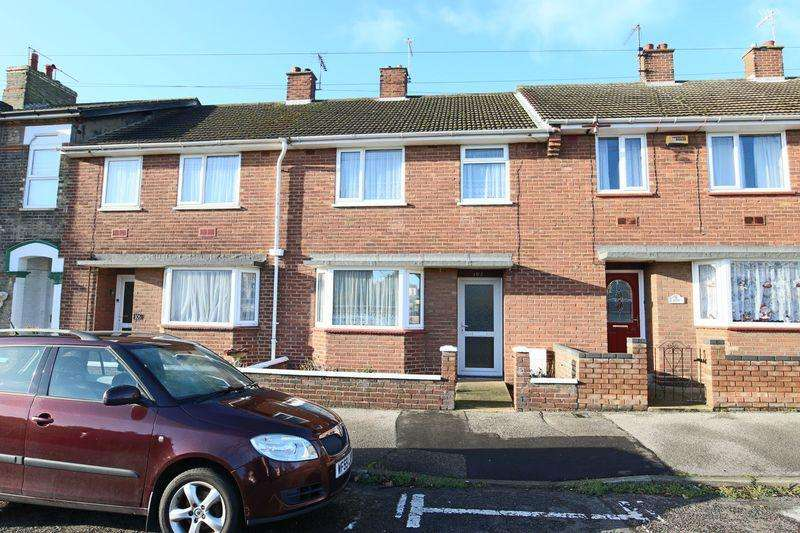 2 Bedrooms Terraced House for sale in Clapham Road Central, Lowestoft