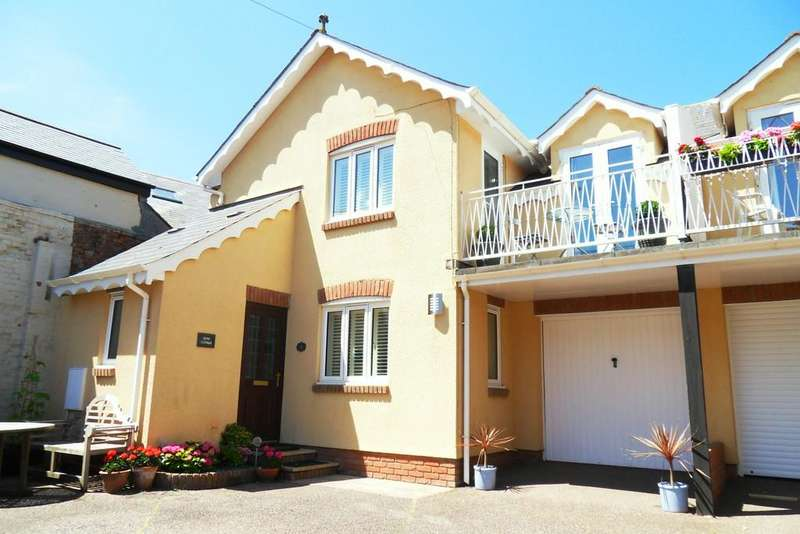 3 Bedrooms Semi Detached House for sale in Fore Street, Sidmouth