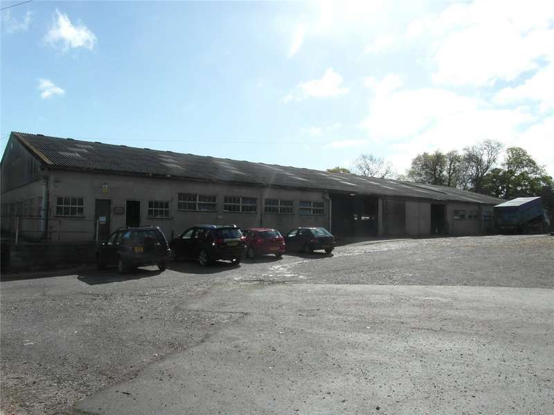 Light Industrial Commercial for rent in Stogursey, Bridgwater, Somerset, TA5