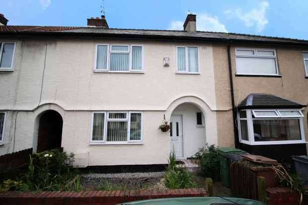 3 Bedrooms Terraced House for sale in Gorse Crescent, Wallasey, Merseyside, CH44 4AT