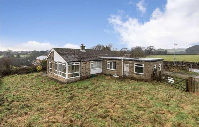 2 Bedrooms Detached Bungalow for sale in Meadowcroft Farm, Spring Lane, Eldwick, Bingley