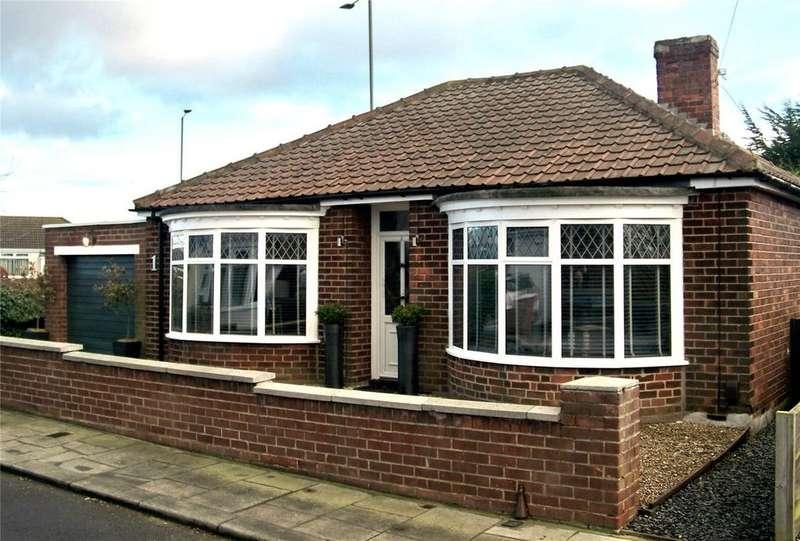 3 Bedrooms Detached Bungalow for sale in Saint Columbas Avenue, Billingham