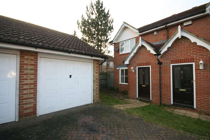 3 Bedrooms End Of Terrace House for rent in Manor House Drive, Ashford TN23
