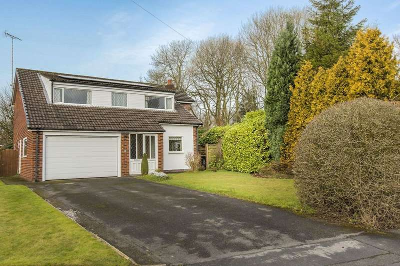 4 Bedrooms Detached House for sale in Grasmere, Macclesfield, SK11